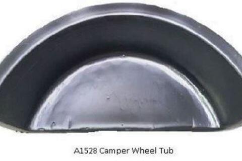 Camper Range Wheel Tub
