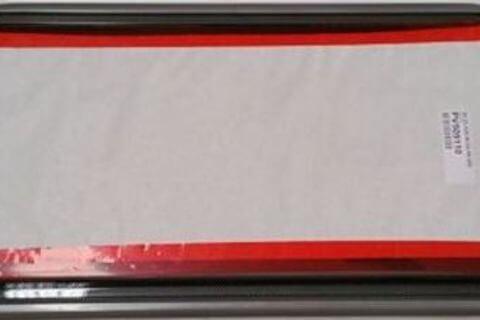WINDOW CARAVAN 800X400 POWDERCOAT