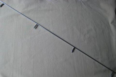 Chrome Rail 702mm