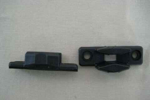 Locking Plate for Alcove Window Lock