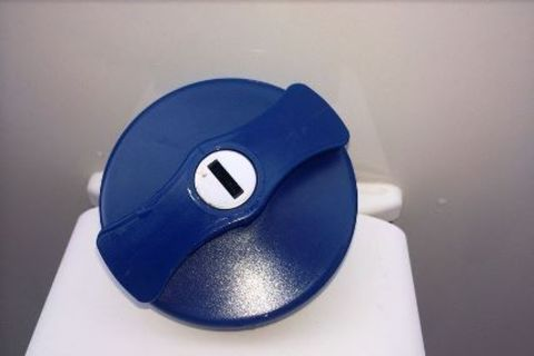 Water Filler Cap Lockable