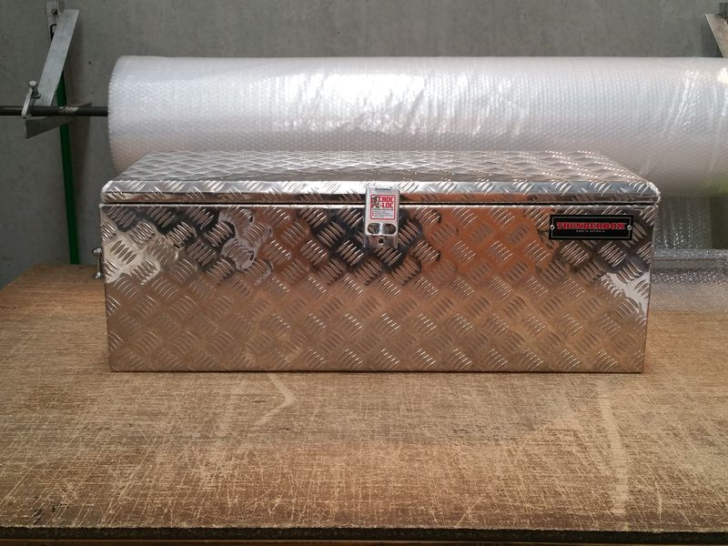 114 ltr Tool box for draw bar