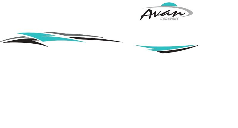Aspire 500Series Decals Roadside Flash TEAL 2015