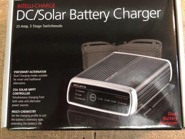 Caravan Solar Charger