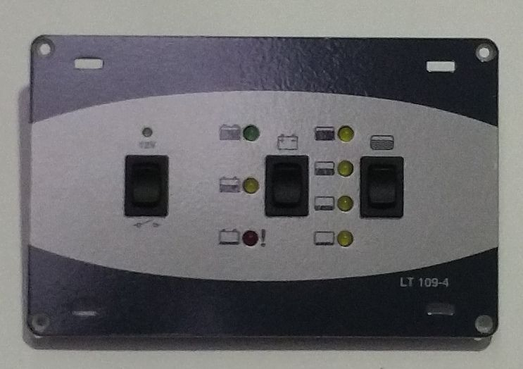 ELECT CONTROL PANEL