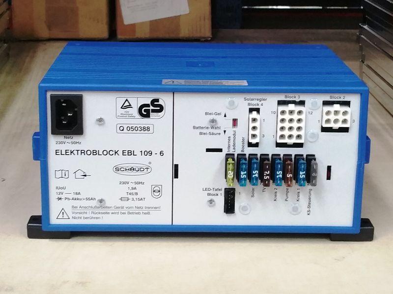 Electroblock EBL109 6