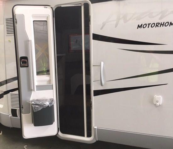 Flyscreen Entry Door For Motorhome