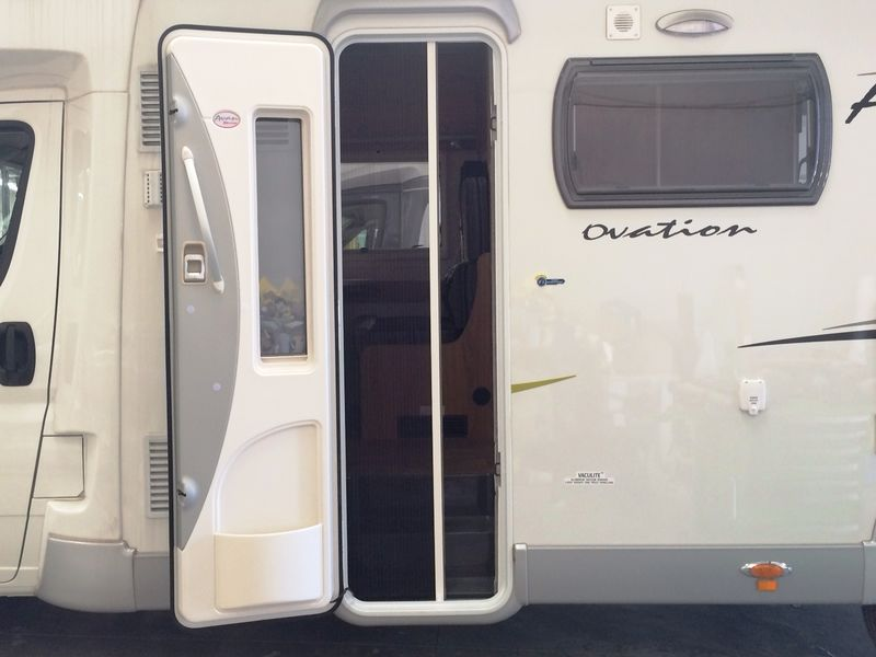 Flyscreen Entry Door For Motorhome Avan Spare Parts