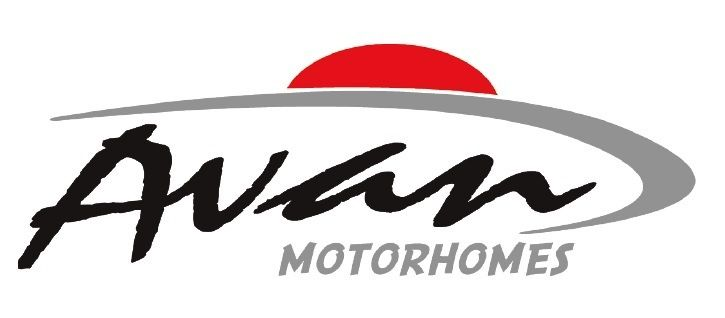 Motorhome Decals 2015 RED M3 M5 M8 Small Series Rear Flash