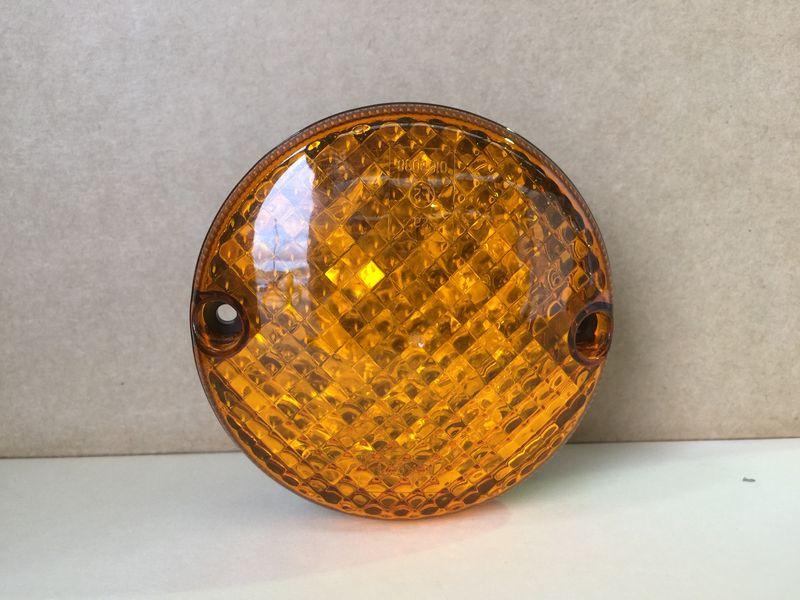 Round LED Indicator Light 95mm