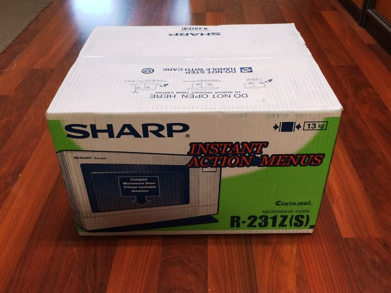 Sharp Microwave Oven Carousel