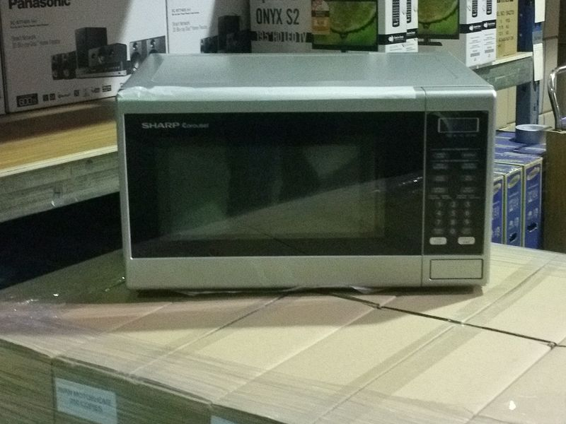 Sharp Microwave Oven Carousel Avan Spare Parts