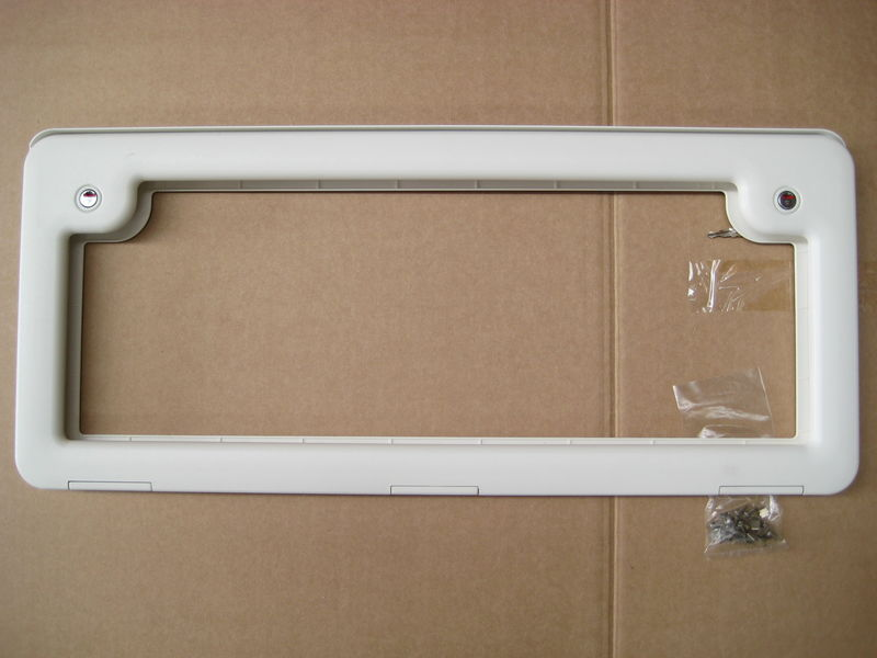 Thetford Baggage Door  700mm x 395mm  White Frame Only