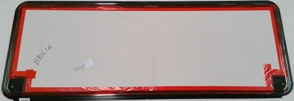 WINDOW BLADE 1450 X 550MM PV ULTRA BLACK FRAME