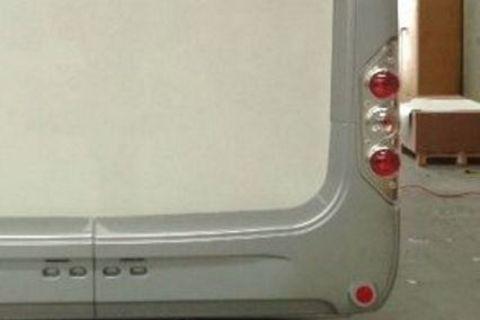 2013 Rear Bumper Lower Part Right