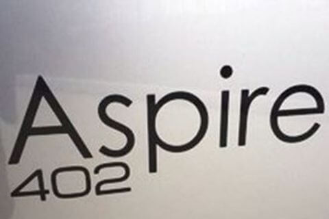 ASPIRE Name Decals