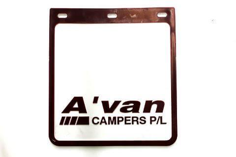 Avan Caravan Mudflaps Only (Pair)