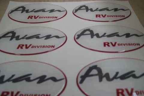 Avan RV Division Badge