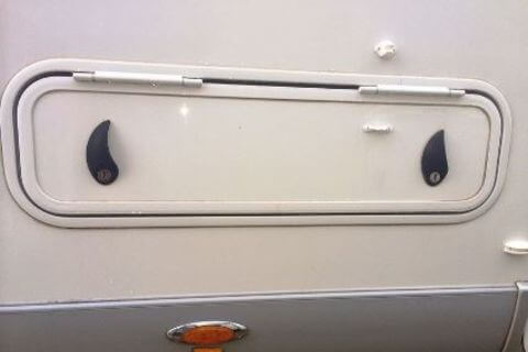 Baggage Door 980mm x280mm