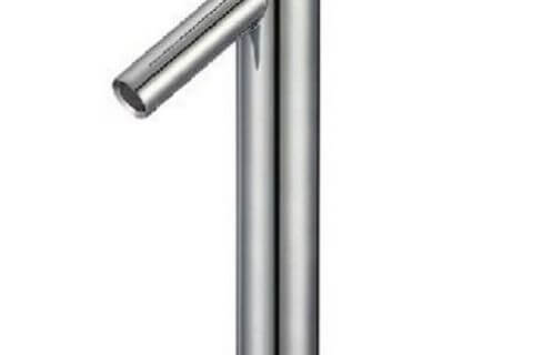 Bathroom Mixer - 320mm Tall - Chrome