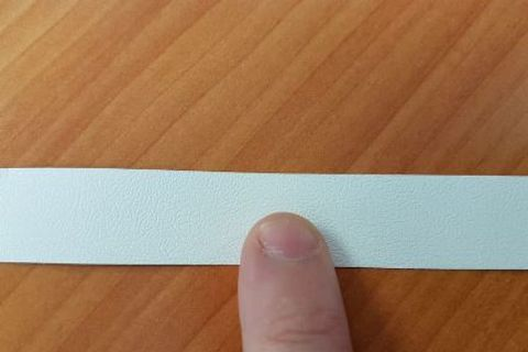 CEILING TAPE WHITE ECLIPSE 20MM