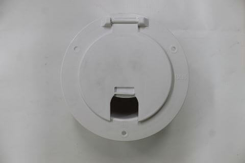 Cable hatch