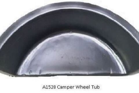 Camper Range Wheel Tub