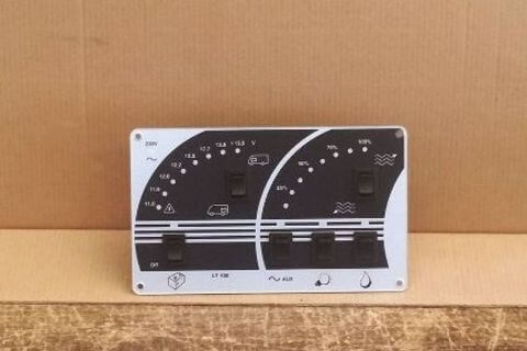 Battery and Water Control Panel/Gauge