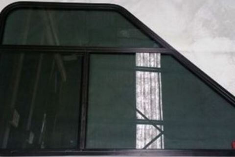 48X30 ANGLE SLIDER Door Side