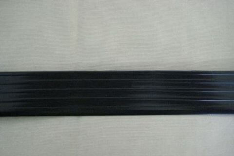 Door Step Tread Mould - Black