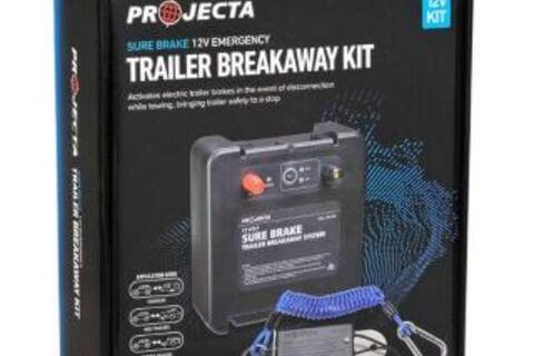 Electric Breakaway System - Sure Brake