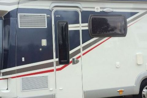Entry Door Motorhome