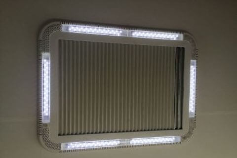 FINCH LED STRIP LIGHT FOR HATCH