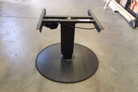 Free Standing Table leg 340-715mm ADJ