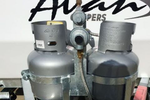 Gas regulator 2 stage