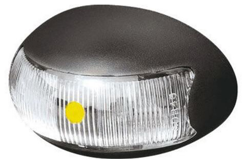 Golf - Side Marker Light - Amber