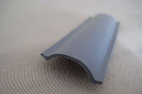 J-Mould Insert - Grey - 22mm