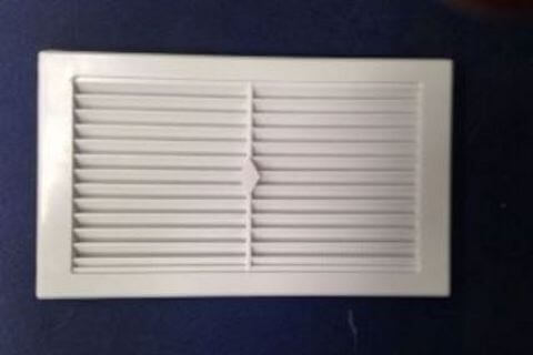 Microwave vent 245mm x 145mm