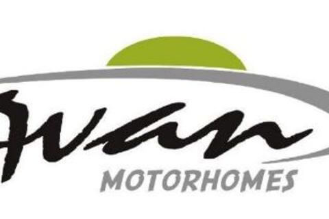 Motorhome Decals - Suit M6 M7 - Large Series - Front Flash LIME