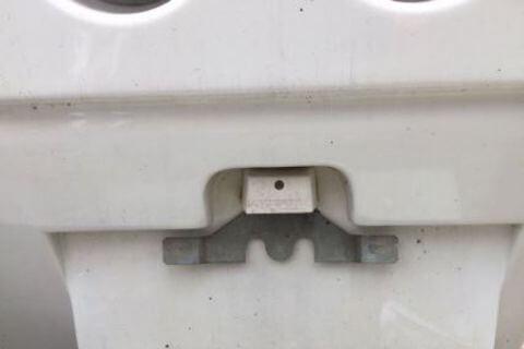 Number Plate Bracket