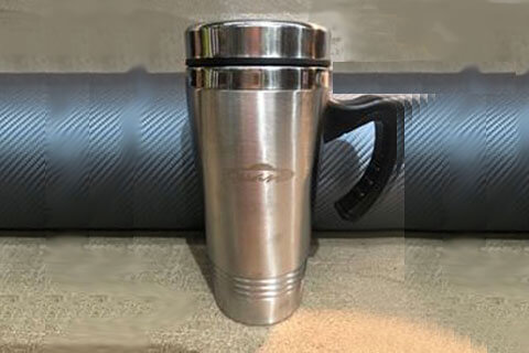 "PROMOTIONAL TRAVEL  CUP   "" AVAN"""