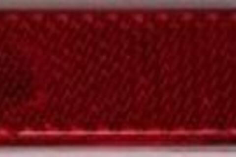 RED REFLECTOR FOR 2016 SKYWAVE 135X23X4mm