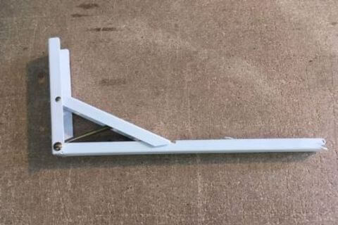 Spring Loaded Folding Bracket 305mm
