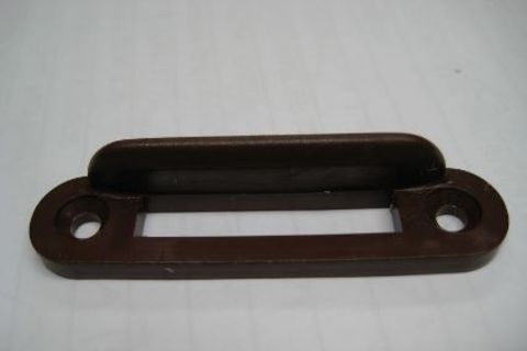 Shower Door Catch (Brown)