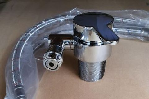 Shower Mixer Tap - Finch