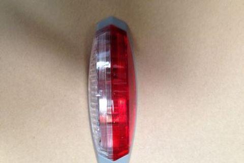 Side Marker Red / White Ovation L/H