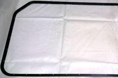 WINDOW CLAMP LARGE TRIM FOR GLASS WINDOW 48X30