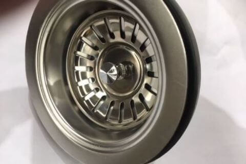 Waste To Suit Oval Sink
