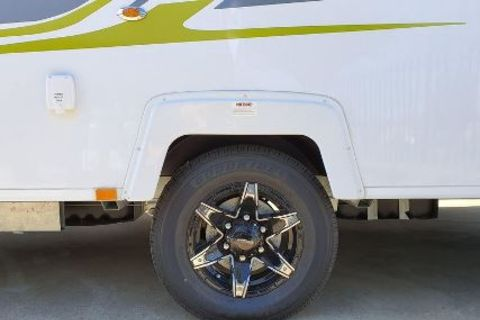 Wheel Arch Cover - Wheel Spat WHITE