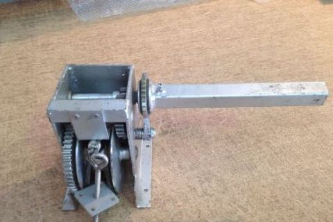Winch to Suit Bush Challenger